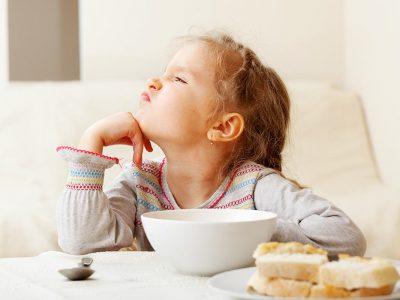 راهکارهایی برای افزایش اشتها در کودکان بدغذا
