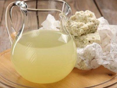 ماء الجبن، نوشیدنی شفا بخش و دافع سموم بدن