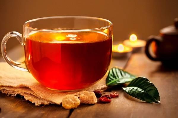 نقش چای سیاه در کاهش وزن