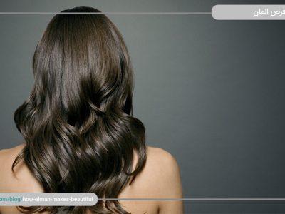قرص المان چگونه باعث زیبایی پوست، مو و ناخن میشود؟