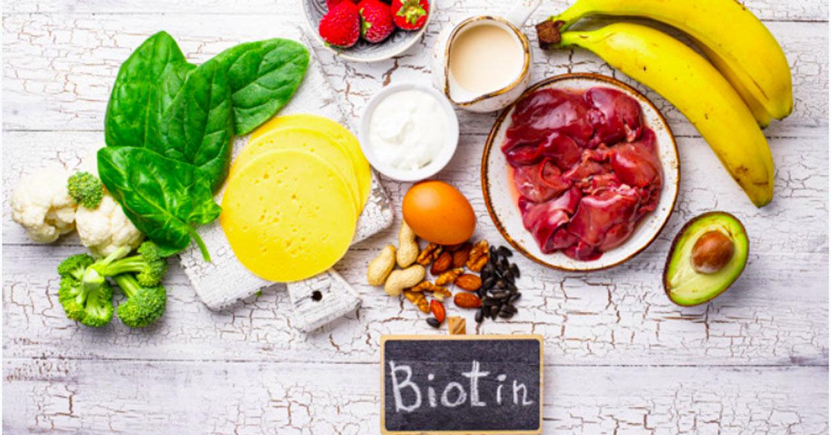 غذاهای طبیعی برای تامین بیوتین