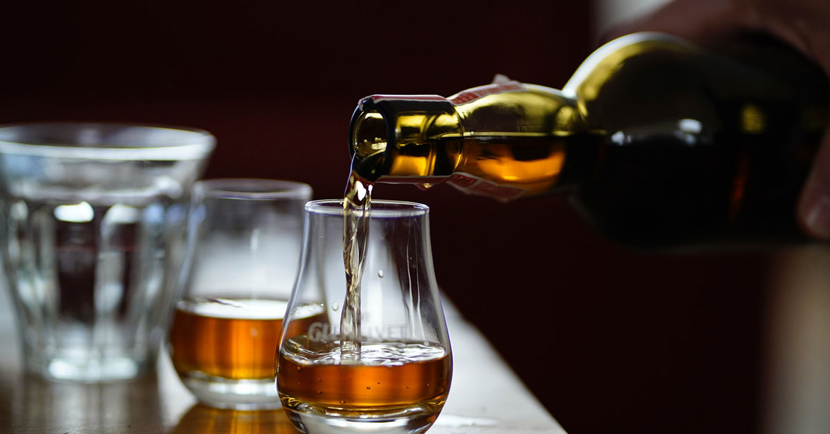 الکل عامل خواب نامنظم است