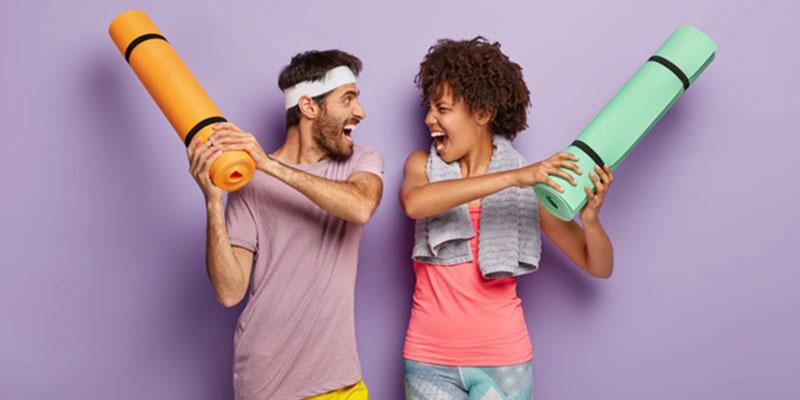 افزایش قوای جنسی با ورزش