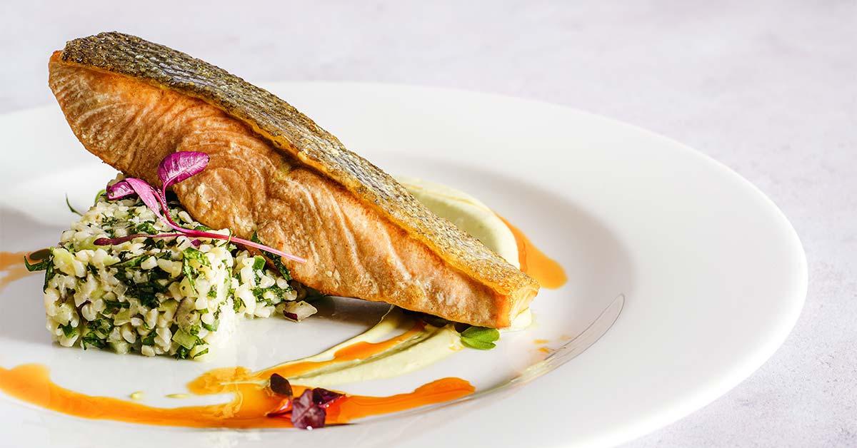 ماهی حاوی ویتامین D