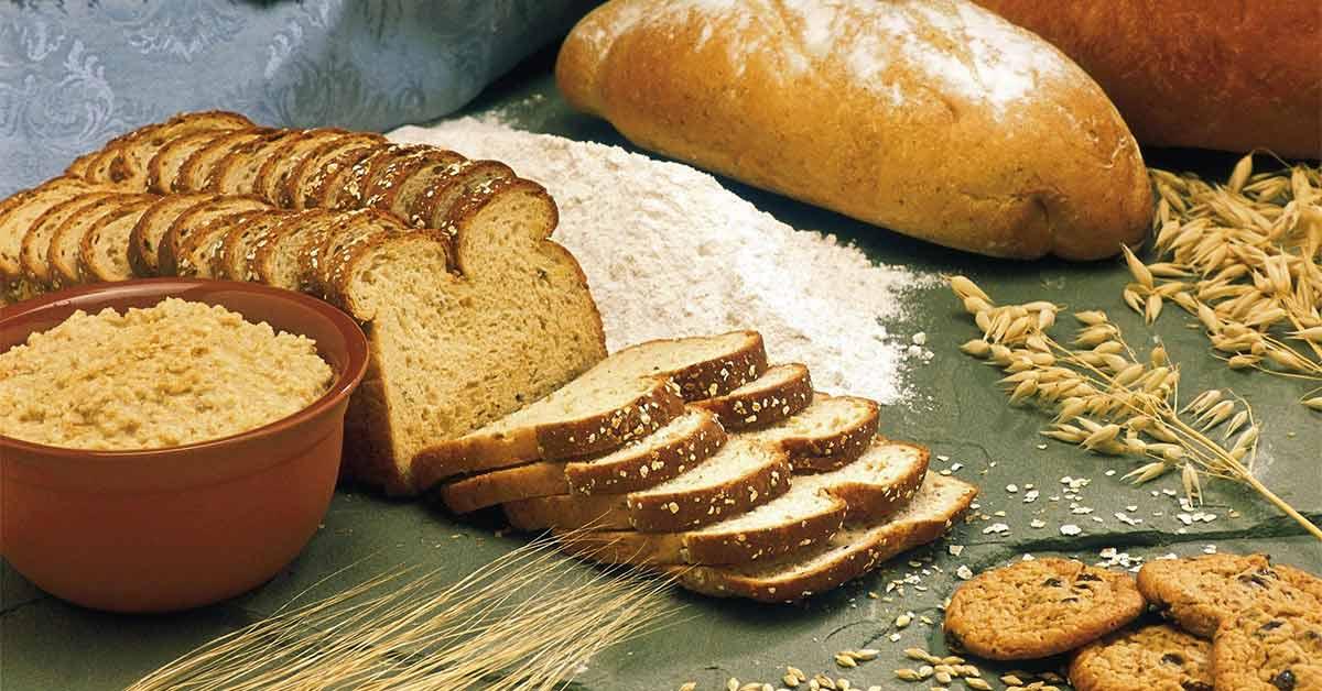 نان های سبوس دار حاوی فولیک اسید