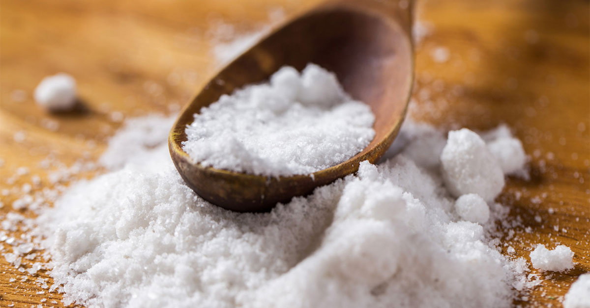 نمک یددار حاوی ید