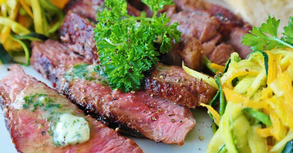 گوشت حاوی ویتامین B3