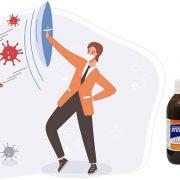مزایای شربت ایمیونس برای سیستم ایمنی