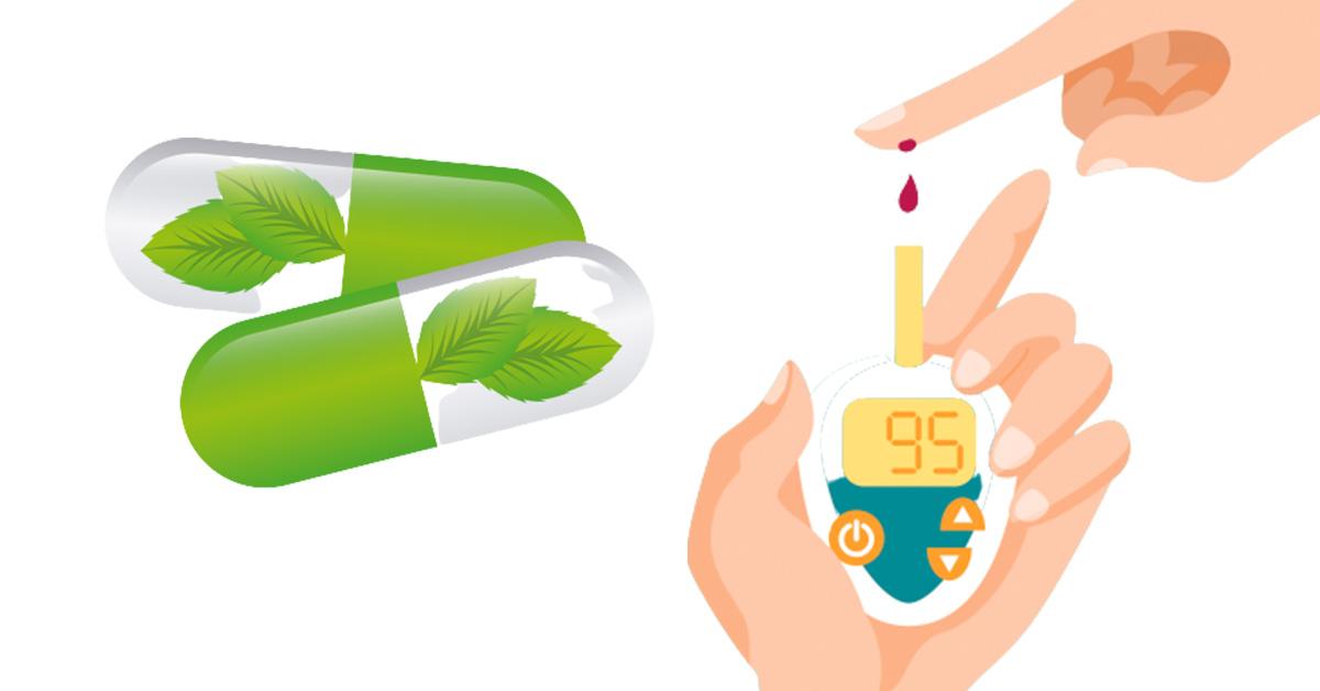 تاثر قرص قند گیاهی در کنترل دیابت