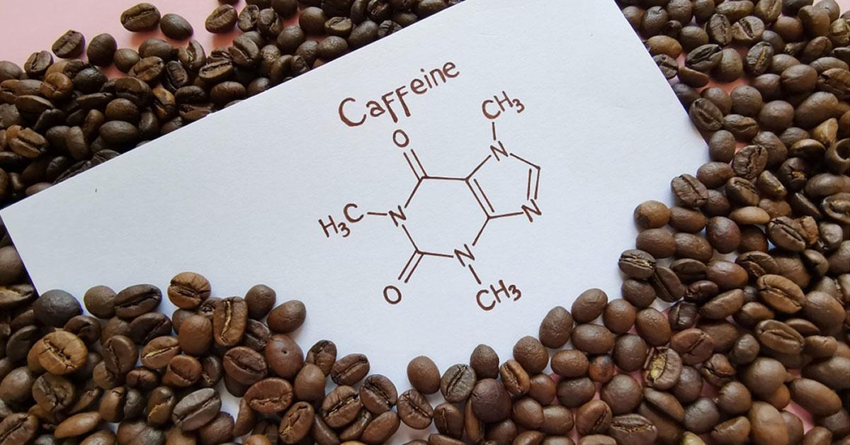 تاثیر ترکیبات قرص کافئین برای کاهش وزن
