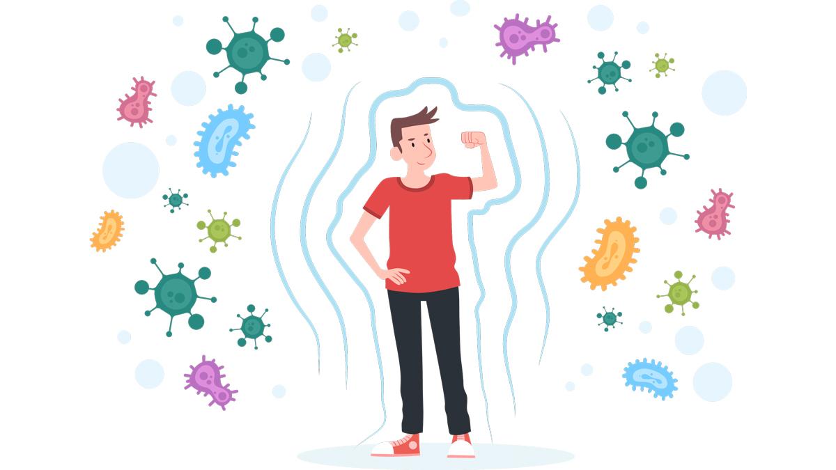 تقویت سیستم ایمنی بدن با کپسول پروکید