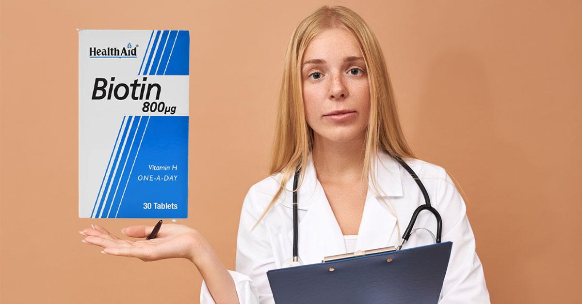 عوارض جانبی قرص بیوتین