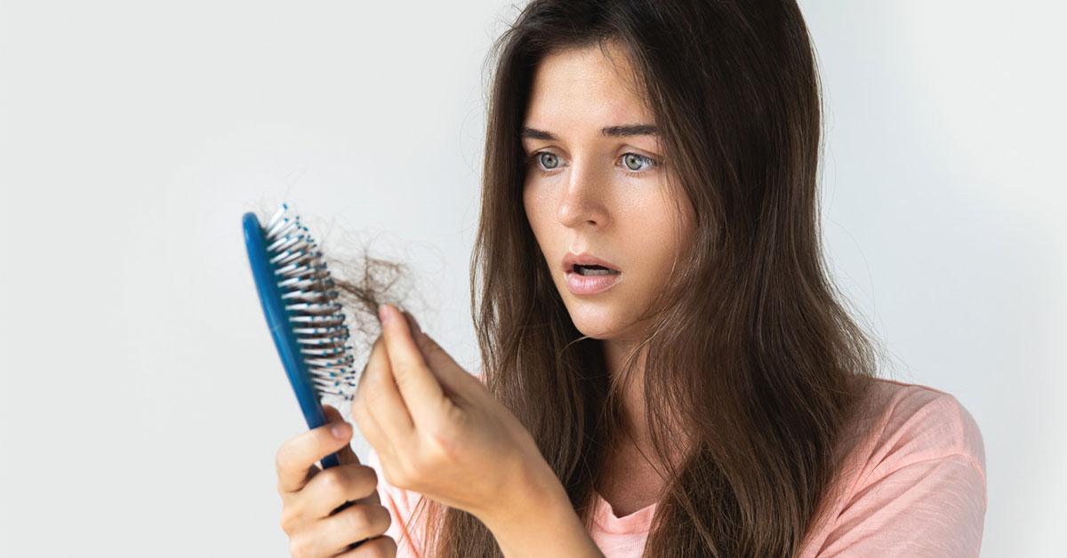 بیوتین برای ریزش مو