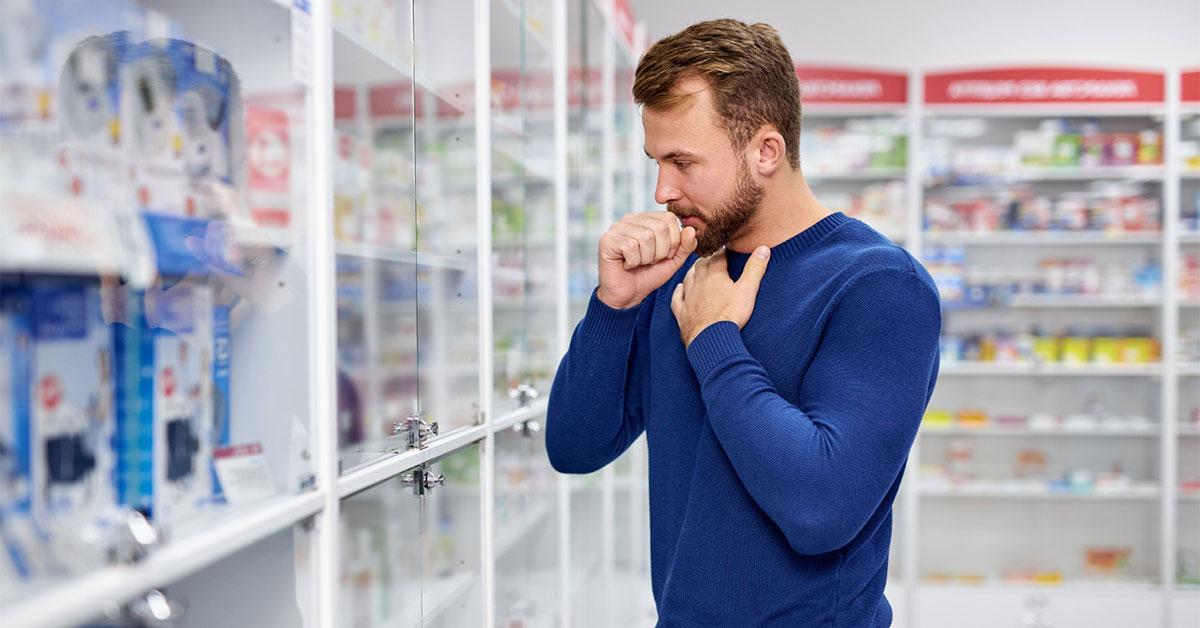 مشکلات گلو و سرفه از علائم دیگر رفلاکس اسید معده