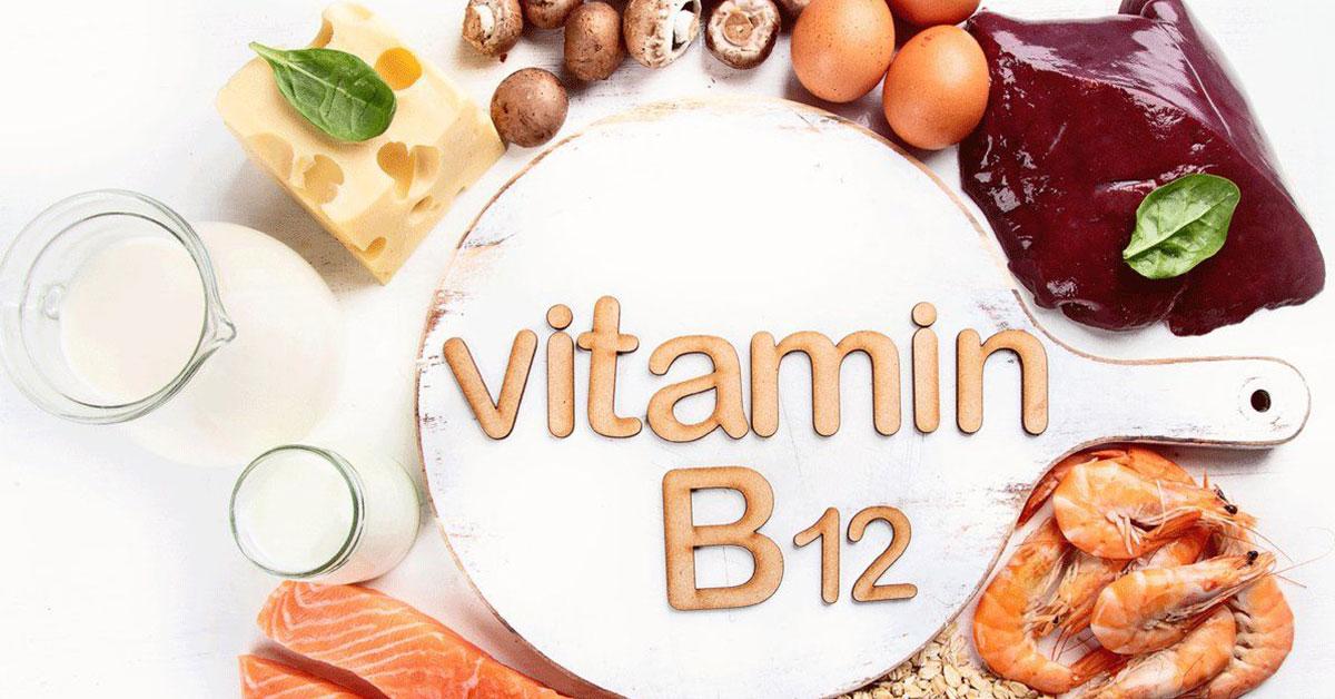 ویتامین ب12 ضروری برای ساخت گلبول قرمز