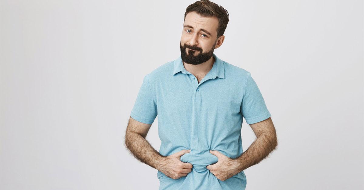 ارتباط غلبه بلغم و چاقی شکم