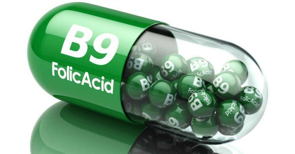 فولیک اسید در قرص فولایرون زینک