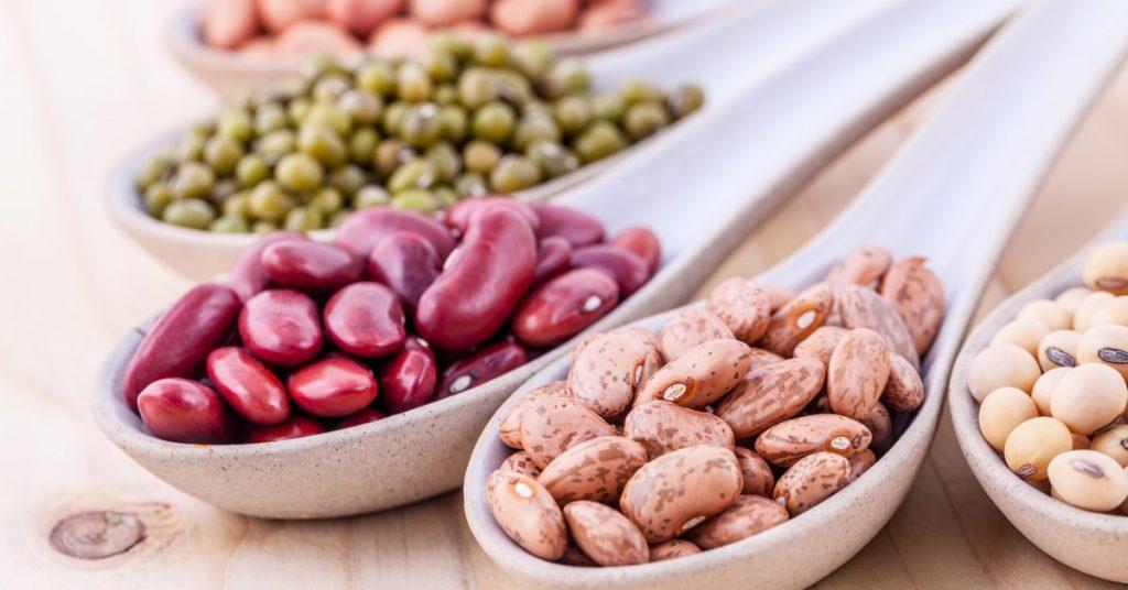 حبوبات و غذاهای نفاخ