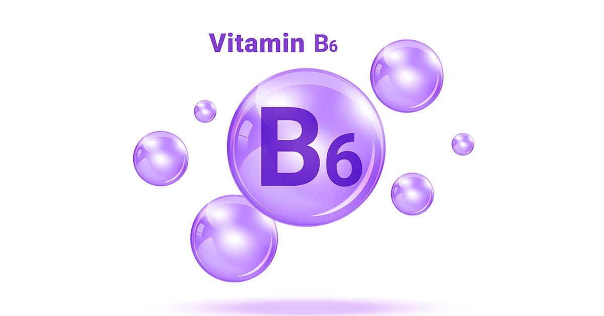 نقش ویتامین B6 در تقویت موها