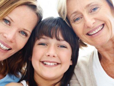 خانمها در سنین مختلف